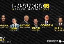 Ensancha 2016 - All you need is Love