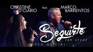 Lee más sobre el artículo Christine D'Clario – Seguirte, feat. Marco Barrientos