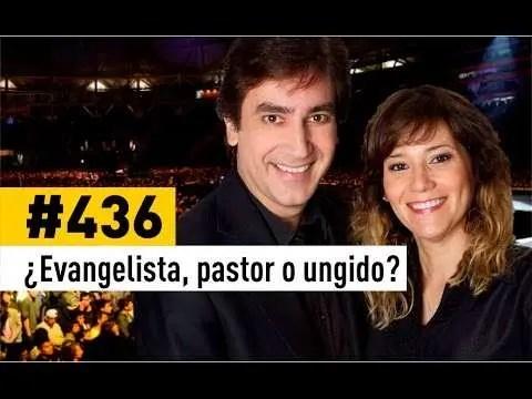 ¿Evangelista, pastor o ungido? – Dante Gebel