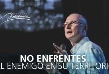 No enfrentes al enemigo en su territorio - Andrés Corson