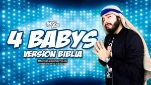Cuatro Babys (PARODIA) «version BIBLIA» | AndyVlog!