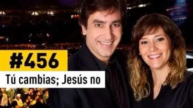 Dante Gebel - Tú cambias; Jesús no