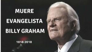 Billy Graham, resumen de su vida