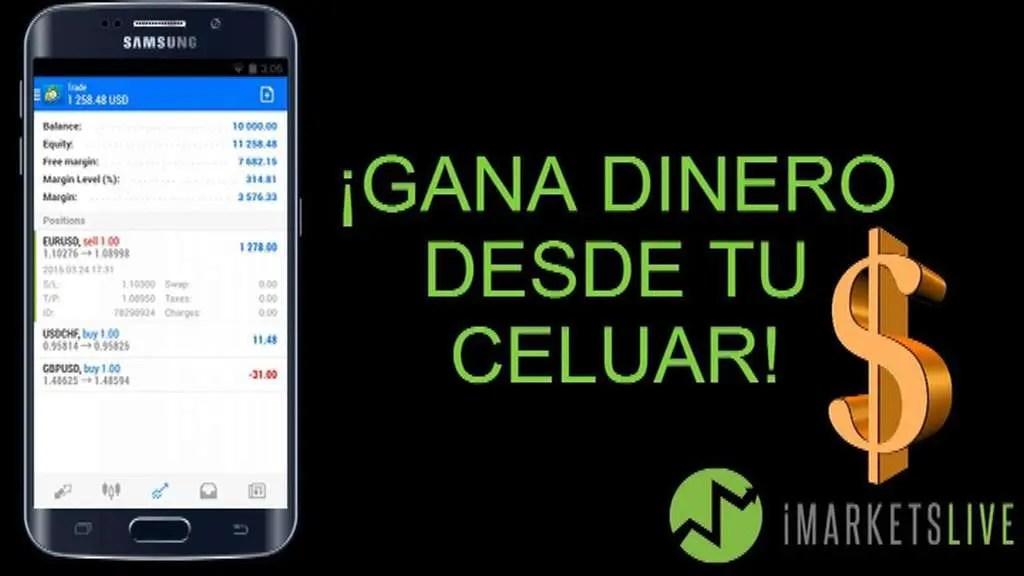 En este momento estás viendo Gana Dinero Desde Tu Teléfono Movil