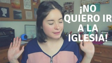 Photo of No quiero ir a la Iglesia – Edyah Barragan