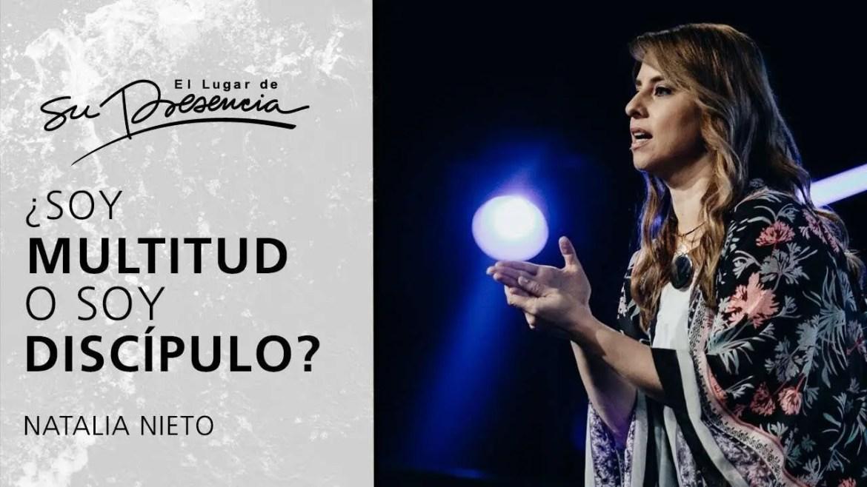 En este momento estás viendo ¿Soy multitud o soy discípulo? – Natalia Nieto