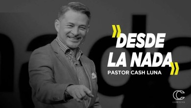Photo of Pastor Cash Luna – Desde la nada