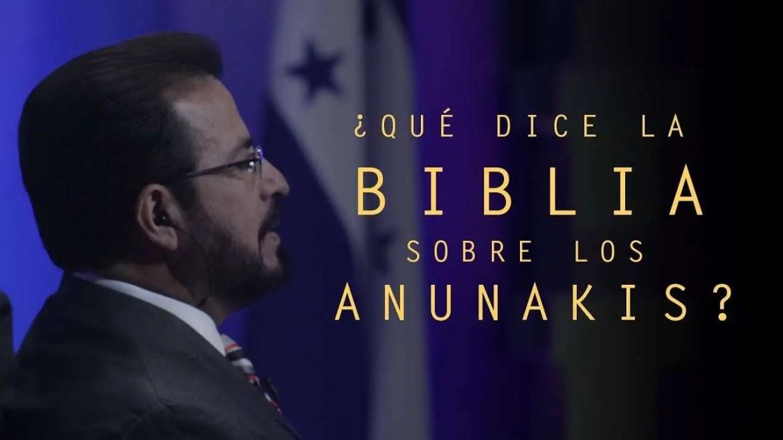En este momento estás viendo ¿Qué dice la Biblia sobre los Anunakis? – Apostol German Ponce