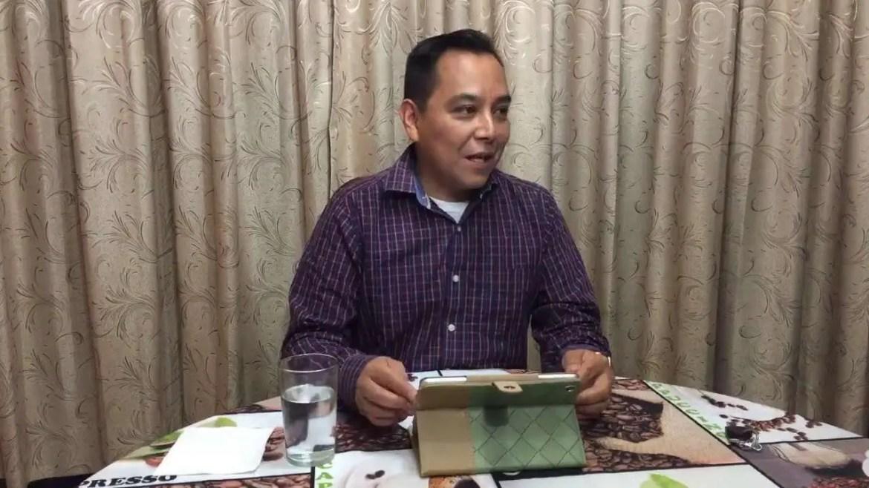 Testimonio del llamado de Dios – Luis Bravo