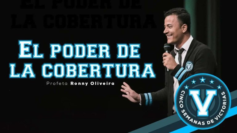 Profeta Rony Oliveira -El poder de la cobertura   Casa de Dios