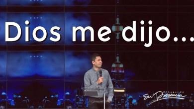 Photo of Dios me dijo… – Carlos Olmos