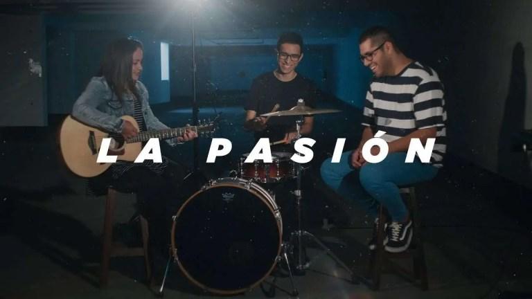 La Pasión – Twice Música (Hillsong Worship – The Passion en español)