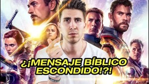 Lee más sobre el artículo Avengers Endgame: Con Mensaje Bíblico Escondido [ SIN SPOILERS ]