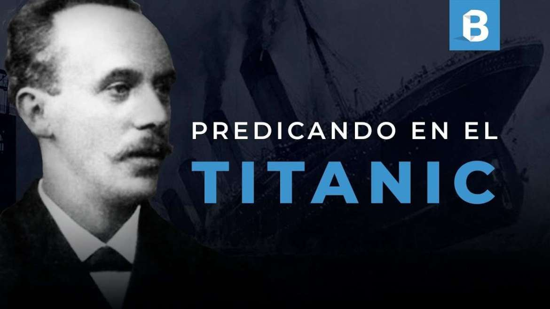 En este momento estás viendo Predicando en el Titanic, historia de John Harper