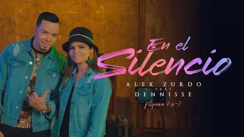 En este momento estás viendo Alex Zurdo – En El Silencio (Feat. Dennisse)