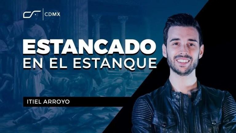 Estancado en el Estanque – Itiel Arroyo