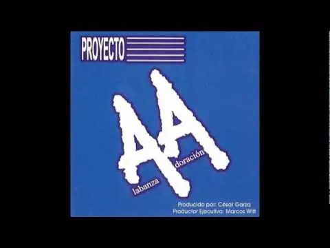 En este momento estás viendo Proyecto AA – A Cristo, Solo A Cristo