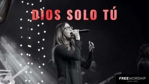 Lee más sobre el artículo Dios Solo Tú – Free Worship, Adoración en Vivo