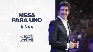 Photo of Mesa para uno – Dante Gebel, River Church
