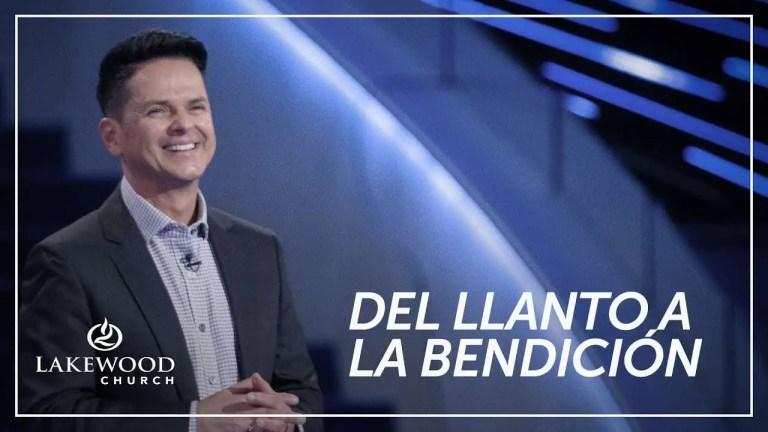 Del llanto a la bendición – Danilo Montero