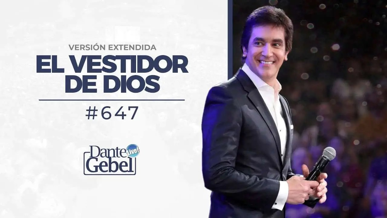 En este momento estás viendo El vestidor de Dios – Dante Gebel, River Church