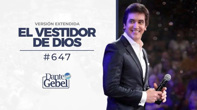 El vestidor de Dios – Dante Gebel, River Church
