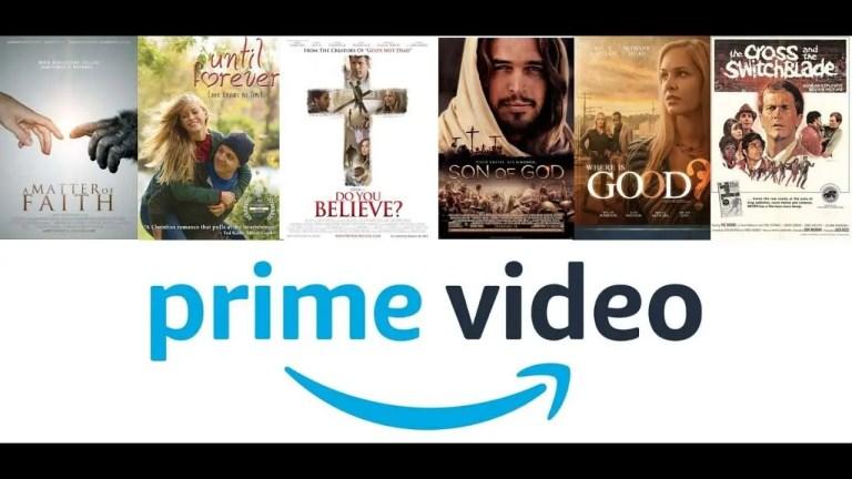 Películas Cristianas Para Ver en AMAZON PRIME VIDEO