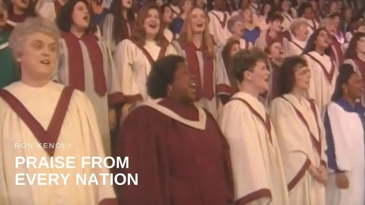 Ron Kenoly – Praise from Every Nation (Live)