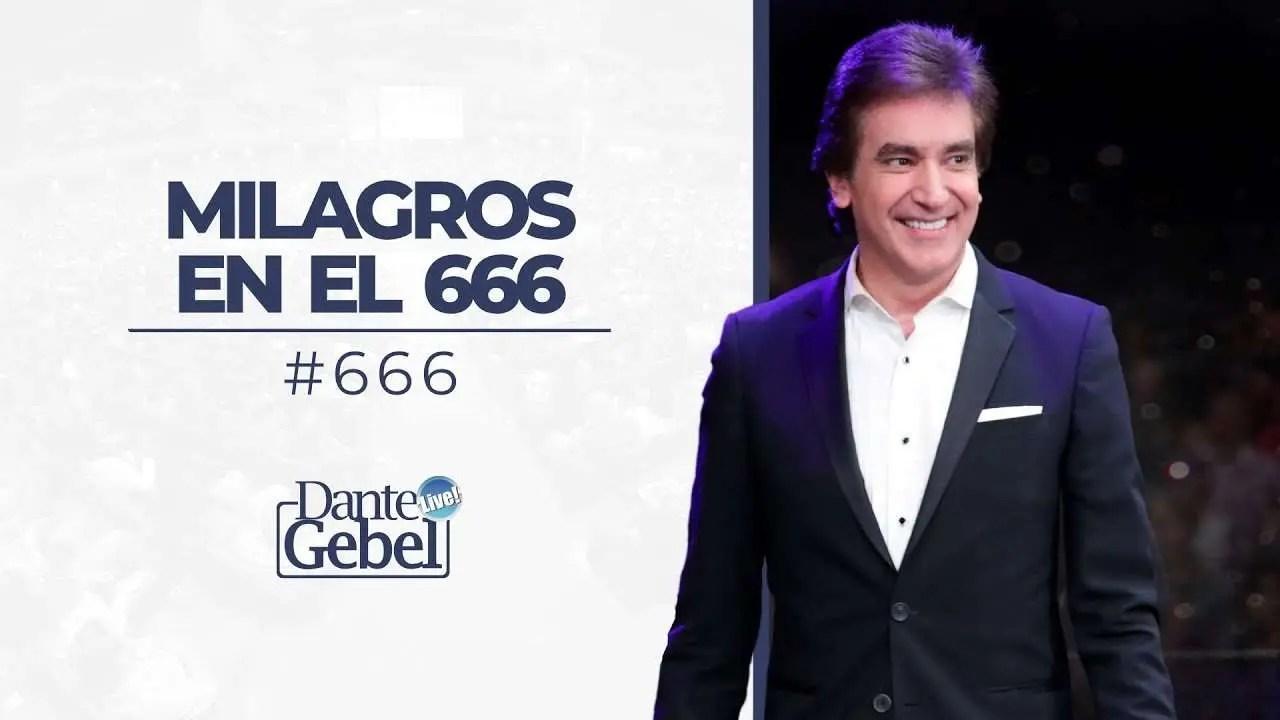 Lee más sobre el artículo Milagros en el 666 – Dante Gebel