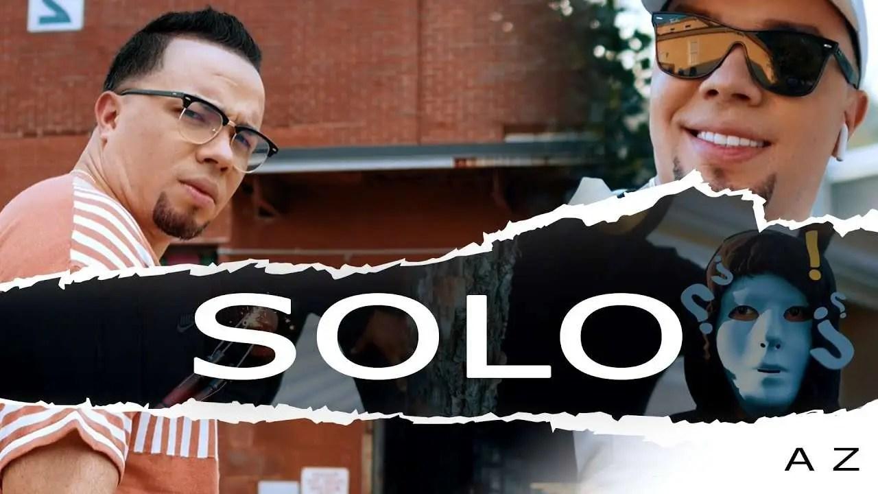 En este momento estás viendo Alex Zurdo – Solo (Video Oficial)