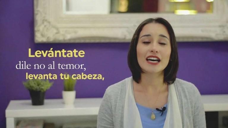 No tengas temor – Ximena Rivera