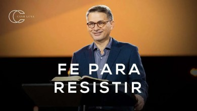 Photo of Pastor Cash Luna – Fe para resistir