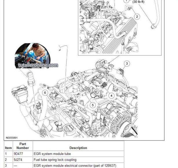 FORD F-150 Fx4 2006-2008 MANUAL DE TALLER Y REPARACION