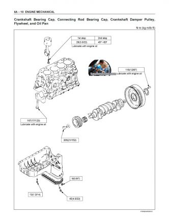 CHEVROLET LUV D-MAX 2005-2008 MANUAL DE TALLER