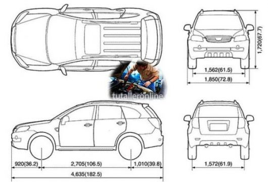 CHEVROLET CAPTIVA 2007-2008 MANUAL DE TALLER