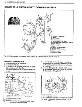 CHEVROLET SUZUKI SWIFT 1991-2003 MANUAL DE TALLER