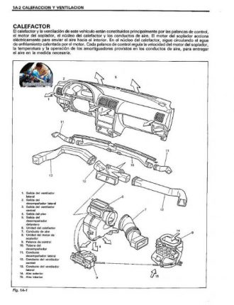 MANUAL DE TALLER CHEVROLET SUZUKI WIFT 1991-2003