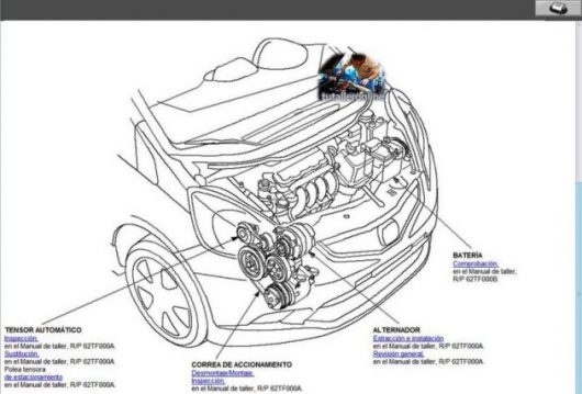 HONDA FIT 2008-2010 MANUAL DE TALLER Y REPARACION