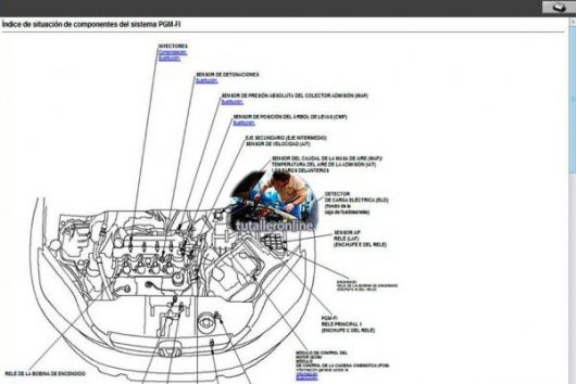 MANUAL DE TALLER Y REPARACION PROFESIONAL HONDA CR-V 2007-2009