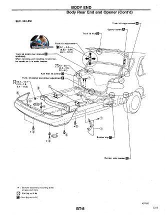 Manual De Servicio Nissan Sentra B14 1995 1999
