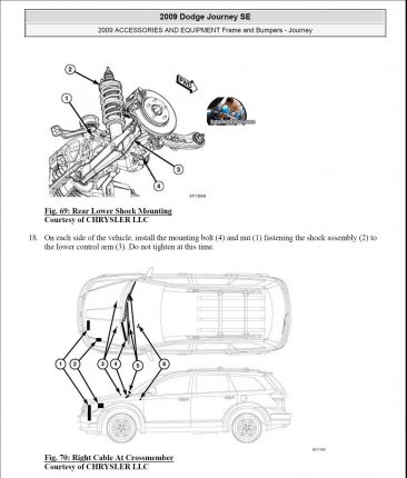 DODGE JOURNEY 2009-2011 MANUAL DE TALLER Y REPARACION