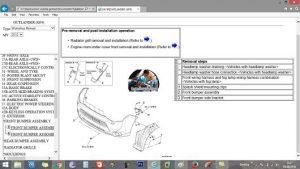 Mitsubishi Outlander 2013-2014 Manual De Taller Y Reparacion