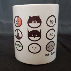 Mug: Shameless Bat-tastic Sell Out