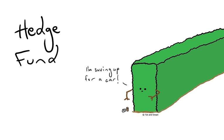 Tut and Groan Hedge Fund cartoon