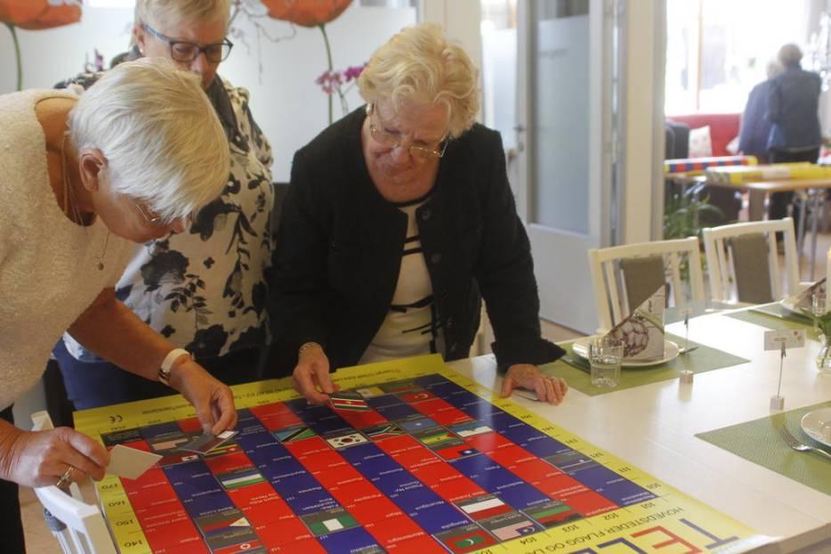 Fysisk aktivitet og hjernetrim for eldre