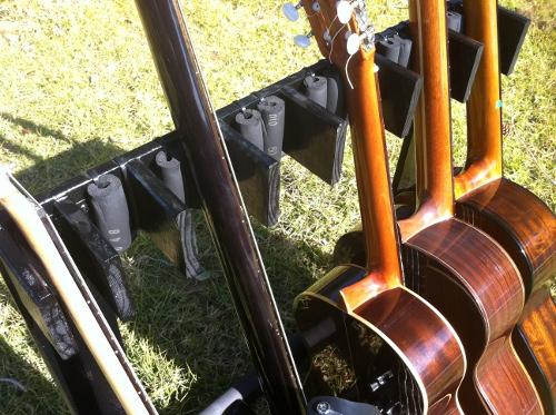 Crea un organizador de guitarras  Tutate