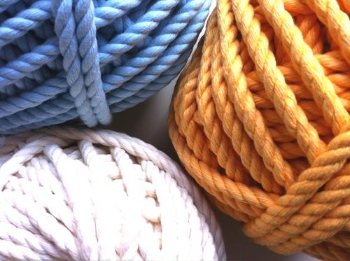 Ideas creativas para hacer con cuerdas de algodn