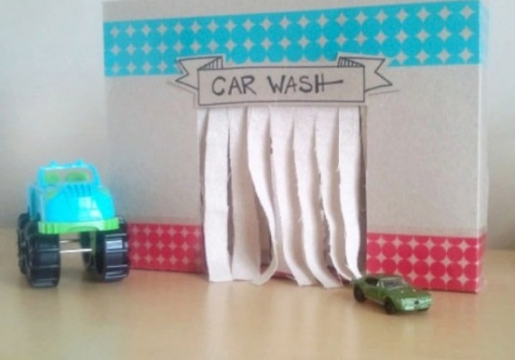 Images How To Make A Cardboard Car