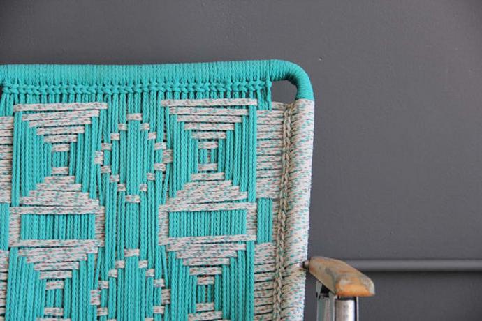 5 tutoriales DIY para aprender a encordar sillas con cuerdas