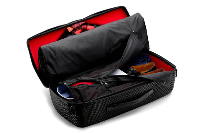 Red Eye Carry-On Garment Bag